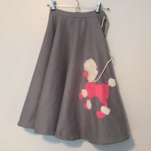 Other - Handmade poodle skirt